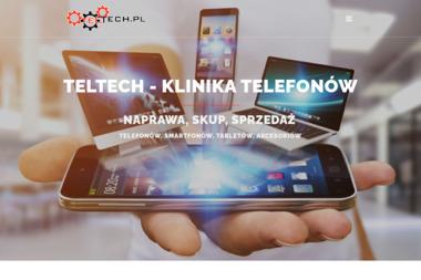TELTECH - Serwis komputerów, telefonów, internetu Piła