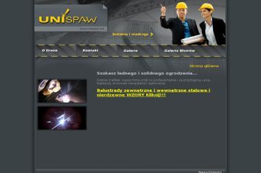 UNISPAW - Ogrodzenia kute Toruń