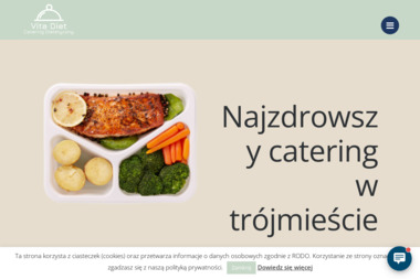 Vita Diet - Zdrowy Catering Dietetyczny - Catering Reda