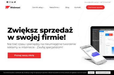 WEBMAST - Agencja Interaktywna Łowicz