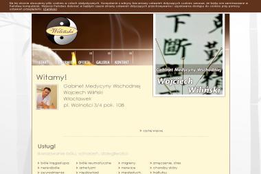 Gabinet Medycyny Wschodniej - Akupunktura Włocławek