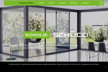 winsolid - Okna Aluminiowe lomza