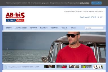 Firma Handlowa AB-BIS - Koszulka ze Zdjęciem Opole