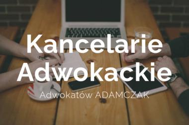 Kancelaria Adwokacka Adwokat dr Ireneusz Adamczak - Adwokat Piła