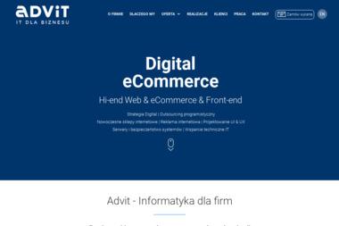 Advit - Firma IT Wierzchucin Królewski