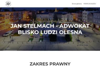 Kancelaria Adwokacka - Adwokat Jan Stelmach - Adwokat Olesno