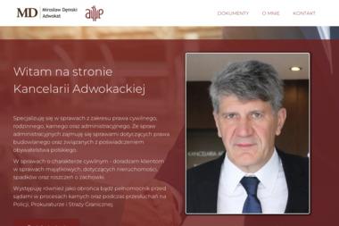 Adwokat Mirosław Dęmski - Kancelaria prawna Augustów