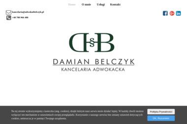 Kancelaria Adwokacka - Adwokat Damian Belczyk - Porady Prawne Gorlice