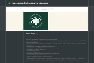 Kancelaria Adwokacka Anna Uznańska - Adwokat Płońsk