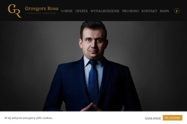 Grzegorz Rosa - Kancelaria Adwokacka - Adwokat Garwolin