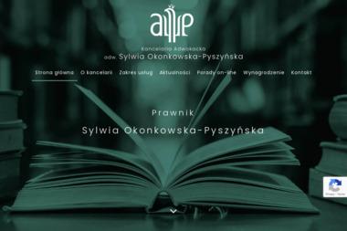Kancelaria Adwokacka - Adwokat Sylwia Okonkowska-Pyszyńska - Adwokat Sierpc