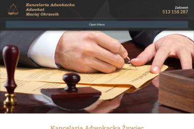 Kancelaria Adwokacka Adwokat Maciej Okrzesik - Prawo Rodzinne Żywiec