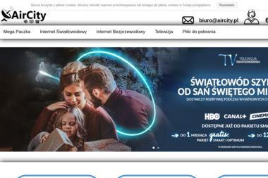 AirCity - Internet Poznań
