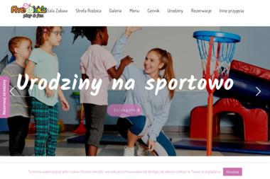 AmeKids - Play & Fun - Animatorzy dla dzieci Ząbki