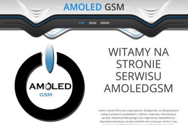 AMOLED GSM - Serwis komputerów, telefonów, internetu Końskowola