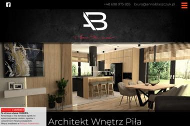 Architekt Wnętrz  Anna Błaszczuk - Aranżacje Wnętrz Piła