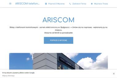Ariscom - Serwis komputerów, telefonów, internetu Bydgoszcz