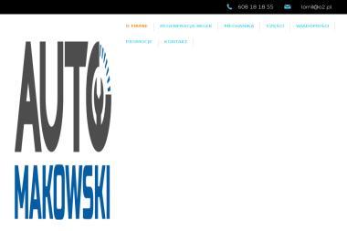 Auto Makowski - Klimatyzacja Samochodowa Włocławek
