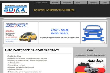 AUTO - SOJA - Blacharstwo, lakiernictwo samochodowe Bydgoszcz
