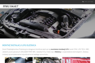 PPHU SMART - Auto gaz Oleśnica