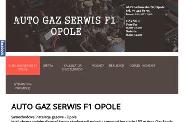 Auto Gaz Serwis F1 - Warsztat LPG Opole