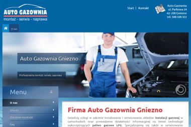 Auto Gazownia - Auto gaz Gniezno