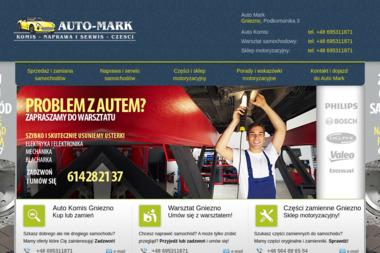 Auto Mark - Samochody osobowe używane Gniezno