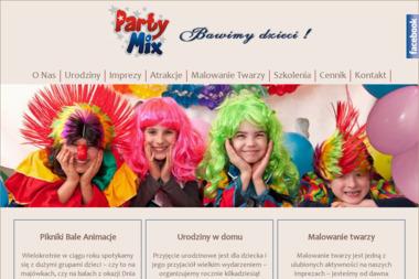 PartyMix - Animatorzy dla dzieci Gdynia
