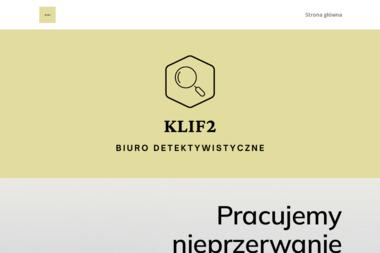 Biuro Detektywistyczne KLiF2 - Firma Detektywistyczna Radom