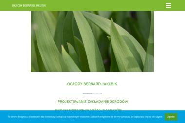 OGRODY BERNARD JAKUBIK - Projektowanie ogrodów Lubaczów