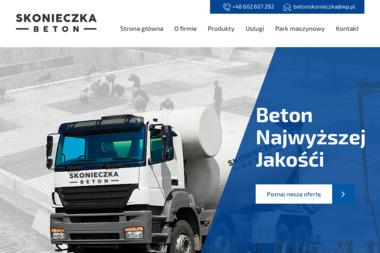 Beton Skonieczka - Beton Brodnica