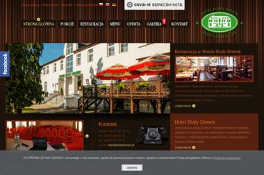 """HOTEL """"BIAŁY DOMEK"""" - Gastronomia Wałcz"""