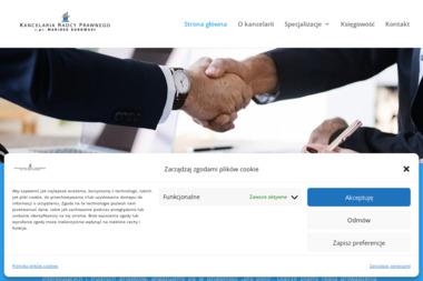 Kancelaria Radcy Prawnego r. pr. Mariusz Kurowski - Radca prawny Katowice