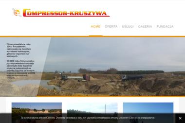 Compressor Kruszywa - Żwir Kowalewo Pomorskie