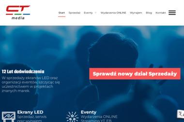 CT Media - Organizacja imprez - Agencje Eventowe Chojnice