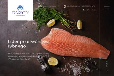 DASSON PRODUCTIONS Sp. z o.o. - Ryby Maszewo