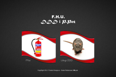 F.H.U. DDD i P.Po - Dezynsekcja i deratyzacja Kobylnica