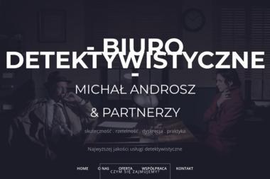 Biuro Detektywistyczne Michał Androsz & Partnerzy - Prywatny Detektyw Rybnik