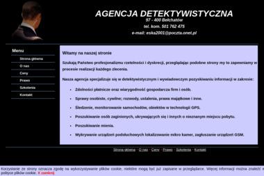 AGENCJA DETEKTYWISTYCZNA - Detektyw Bełchatów