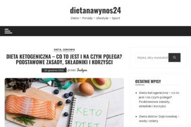Dietanawynos24.pl - Catering Słupsk