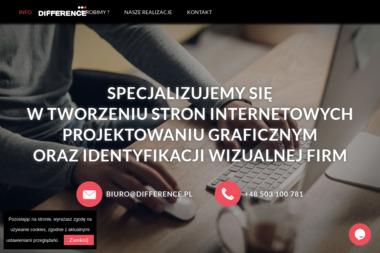 DIFFERENCE - Kampanie Marketingowe Sochaczew