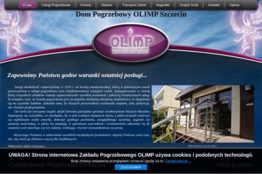 Dom Pogrzebowy OLIMP - Zakład Kamieniarski Szczecin