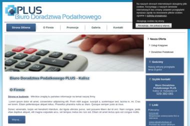 Biuro Doradztwa Podatkowego PLUS - Doradca podatkowy Kalisz