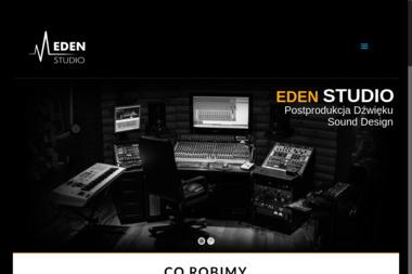 EDEN STUDIO - Studia nagrań Nowa Wieś