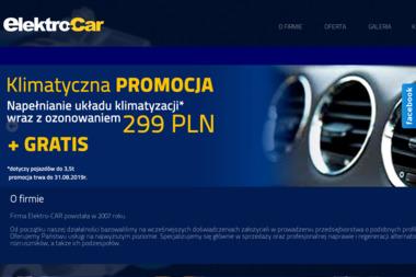 Elektro-CAR - Klimatyzacja Samochodowa Włocławek
