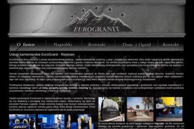 EuroGranit - Kamieniarstwo Kobylanka