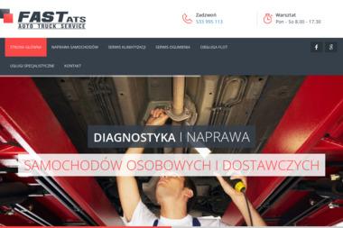 FAST ATS - Klimatyzacja Samochodowa Dębowa Łąka