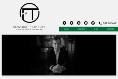 Kancelaria Adwokacka Adwokat Filip Tohl - Adwokat GORLICE