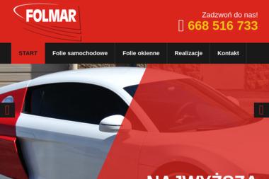 FOLMAR - Przyciemnianie Szyb Bydgoszcz