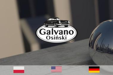 Galwanizatorstwo Osiński - Obróbka Skrawaniem Piaseczno